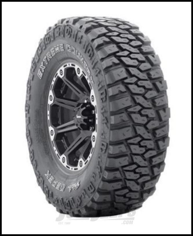 Dick Cepek Mud-Terrain Extreme Country Tire LT245/75R16