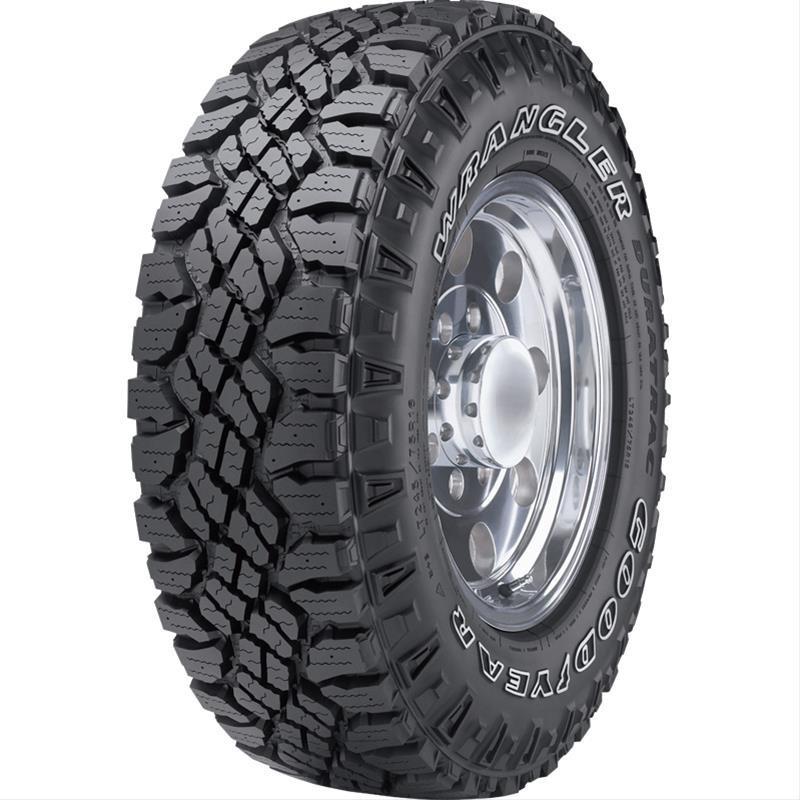 Goodyear Wrangler DuraTrac Tire LT35x12.50R20 Load E 312063142