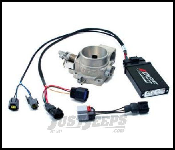Just Jeeps Edge Products Trail Jammer With Throttle Body