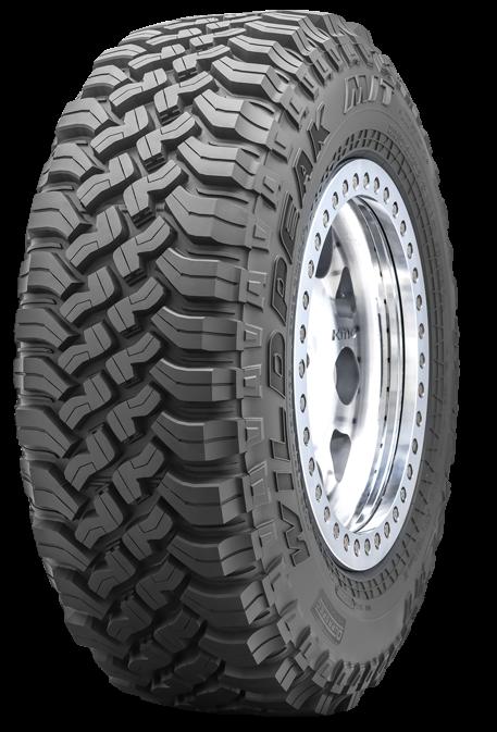 Falken WildPeak M/T LT285/70R17 Load E Tire 28516612
