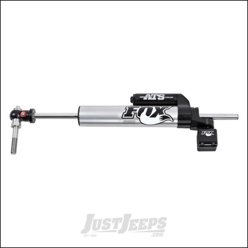 Fox Racing 2.0 Performance Series Stabilizer ATS Steering Stabilizer For 2010+ Jeep Wrangler JK 2 Door & Unlimited 4 Door Models With Factory Size Tie Rod 983-02-070