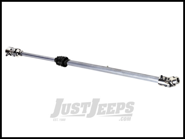Flaming River Slip Shaft Kit Steering Shaft For 1972-86 Jeep CJ Series With Power Steering FR1519-76P