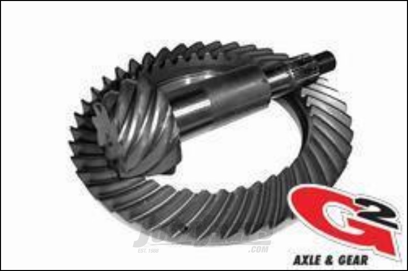 G2 Axle & Gear Performance 3.54 Ring & Pinion Set For Dana 60
