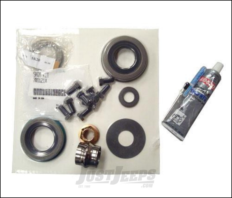 Just Jeeps Buy G2 Axle Amp Gear Standard Installation Kit