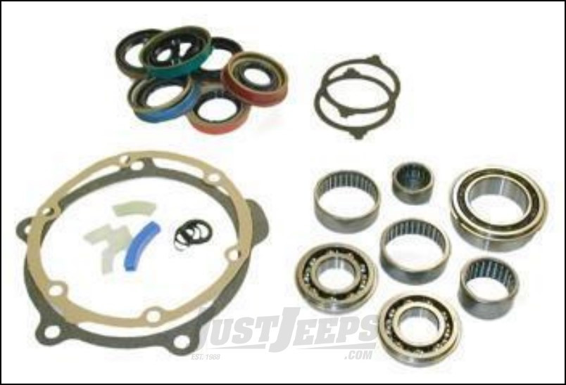 Just Jeeps Buy G2 Axle Amp Gear Np241 Transfer Case Rebuild