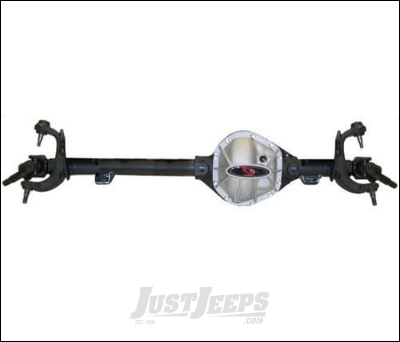 Just Jeeps Buy G2 Axle Amp Gear Dana 44 Front Axle Assembly