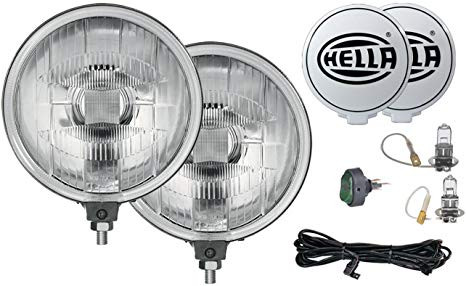 HELLA 500 Driving Lamp System Kit 005750952