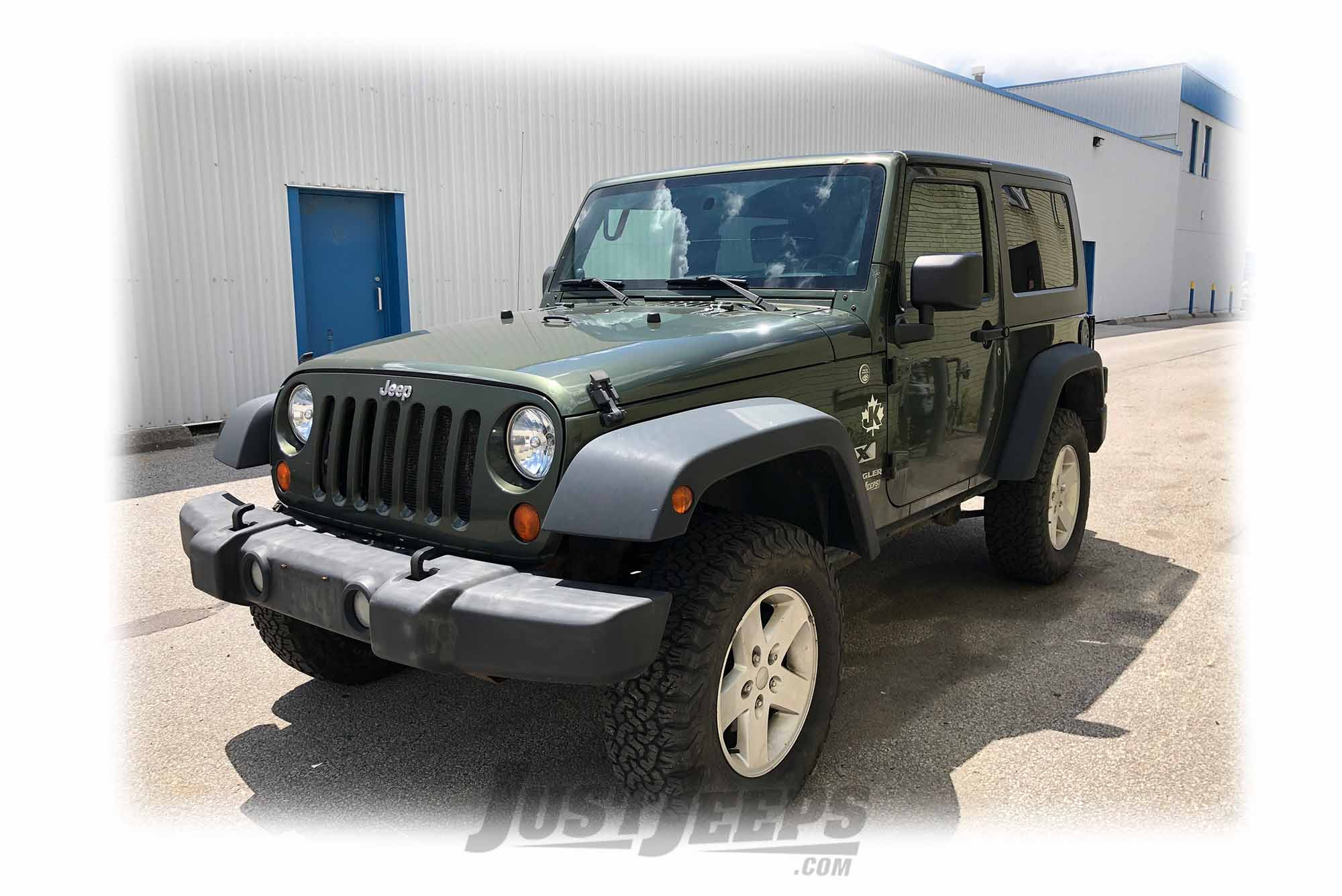 Used Jeep Wrangler Parts >> Just Jeeps 2007 Jeep Wrangler X Used Jeeps Jeep Parts Store In