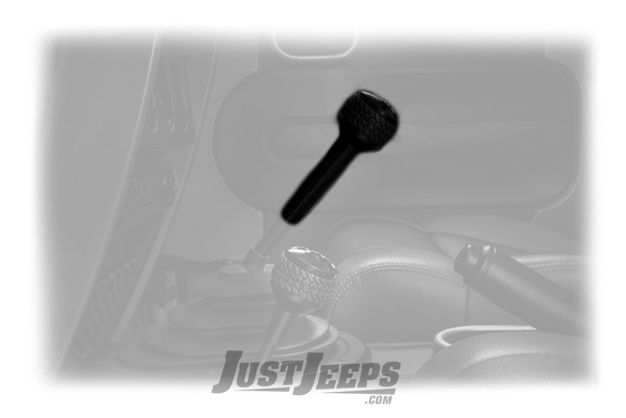 Drake Off Road JP-180012-BL Manual Transmission Shifter Knob ...