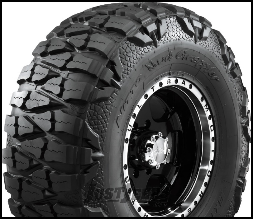Just Jeeps Buy Nitto Mud Grappler Tire 35 X 12 50 X 16 For