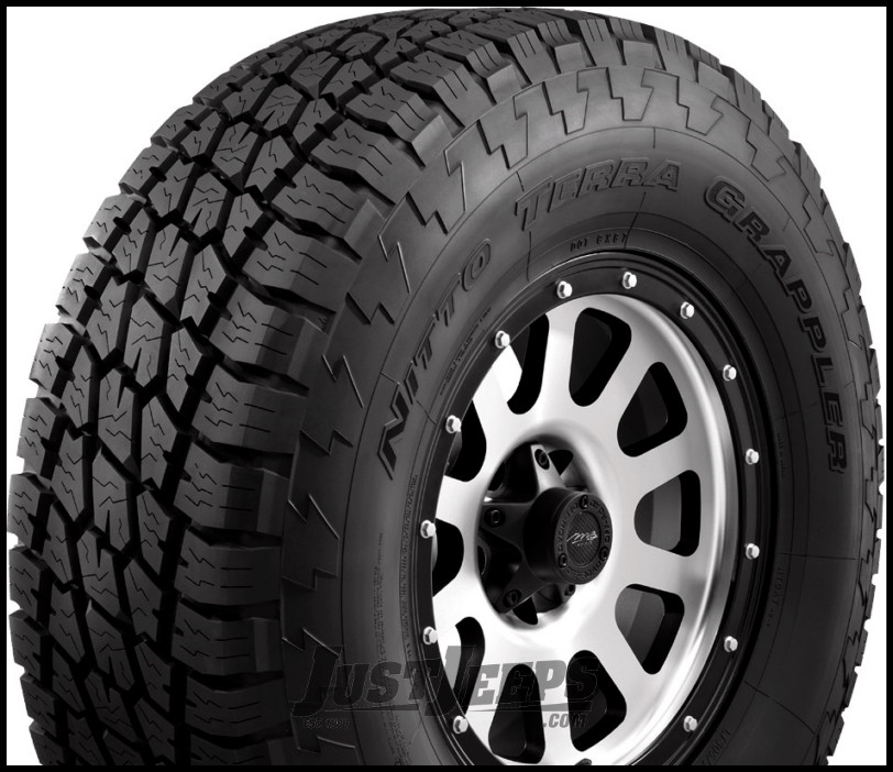 Just Jeeps Buy Nitto Terra Grappler Tire 265 X 75 X 16 For