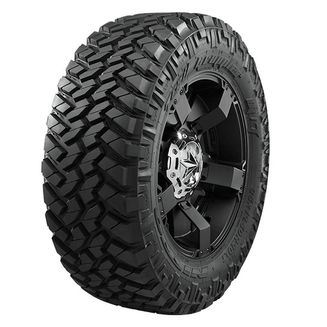 Nitto Trail Grappler LT285/70R17 Load E Tire 205-930