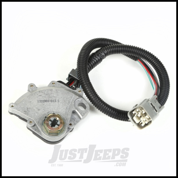 Omix-ADA Neutral Safety Switch For 1997-01 Jeep Cherokee XJ With AW4 Automatic Transmission 17216.01