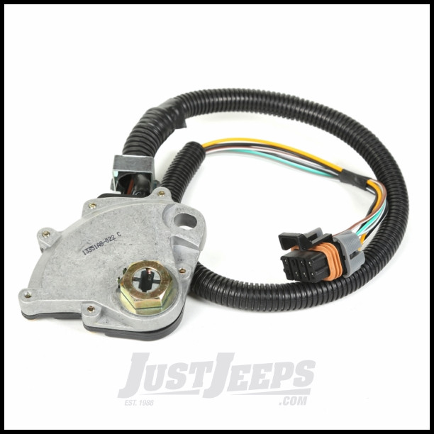 96 Jeep Cherokee Transmission: Just Jeeps Omix-Ada Neutral Safety Switch For 1987-96 Jeep