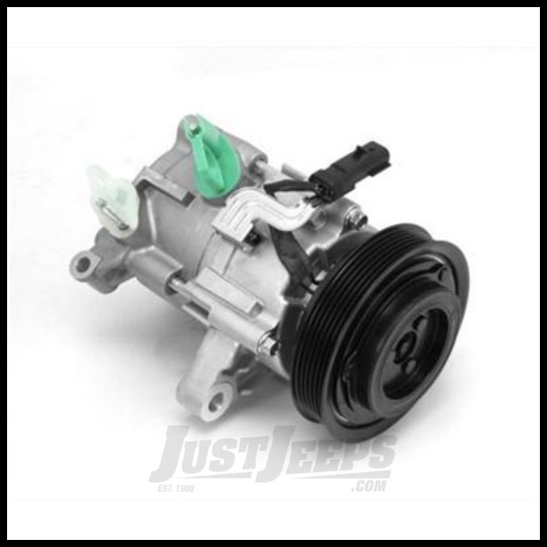 Omix-ADA AC Compressor For 2006-09 Jeep KJ & KK Libertys 17953.06