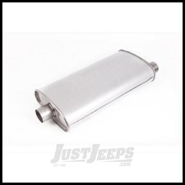 Omix-ADA Muffler For 1999-01 Jeep Grand Cherokee WJ With 4.0L
