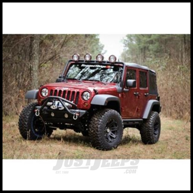 just jeeps buy rugged ridge replacement fender flare kit. Black Bedroom Furniture Sets. Home Design Ideas