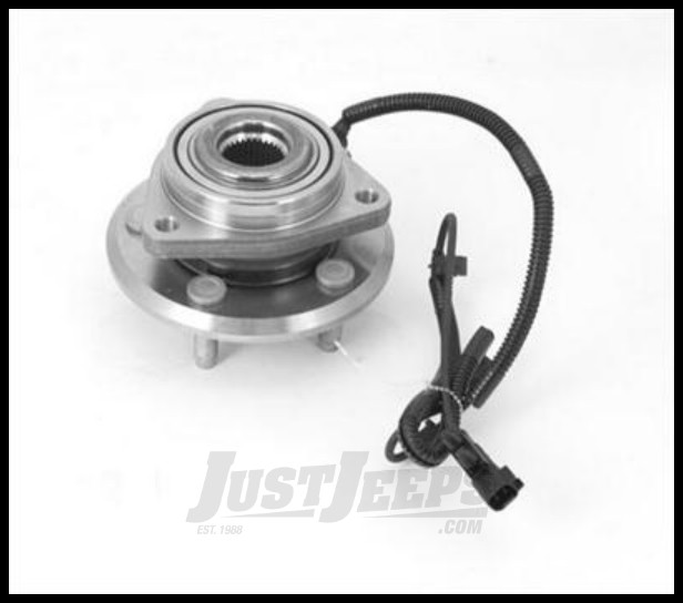 Omix-ADA Front Axle Hub Assembly For 2008-11 Jeep Liberty KK 16705.15