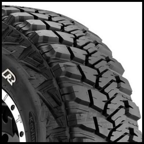 Goodyear Wrangler MT/R with Kevlar Tire LT245/70R17 (31X10)