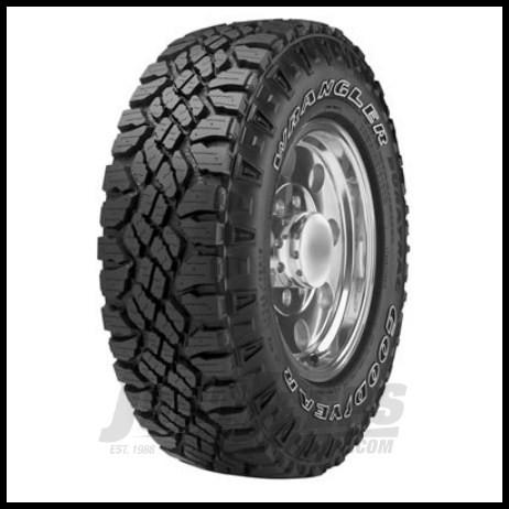 Goodyear Wrangler DuraTrac Tire LT295/65R18 (33X12) Load-E 312024142