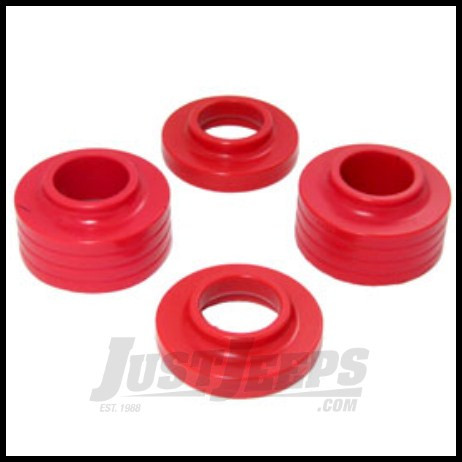 Just Jeeps Energy Suspension Coil Spring Lift Isolator 1