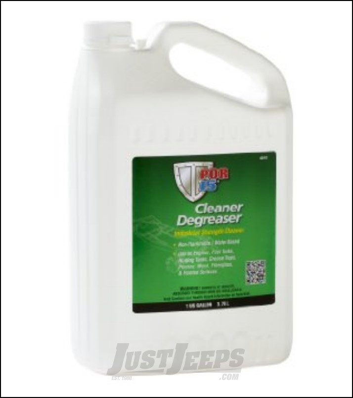 Just Jeeps Buy Por 15 Cleaner Degreaser 1 Gallon For Ca 34