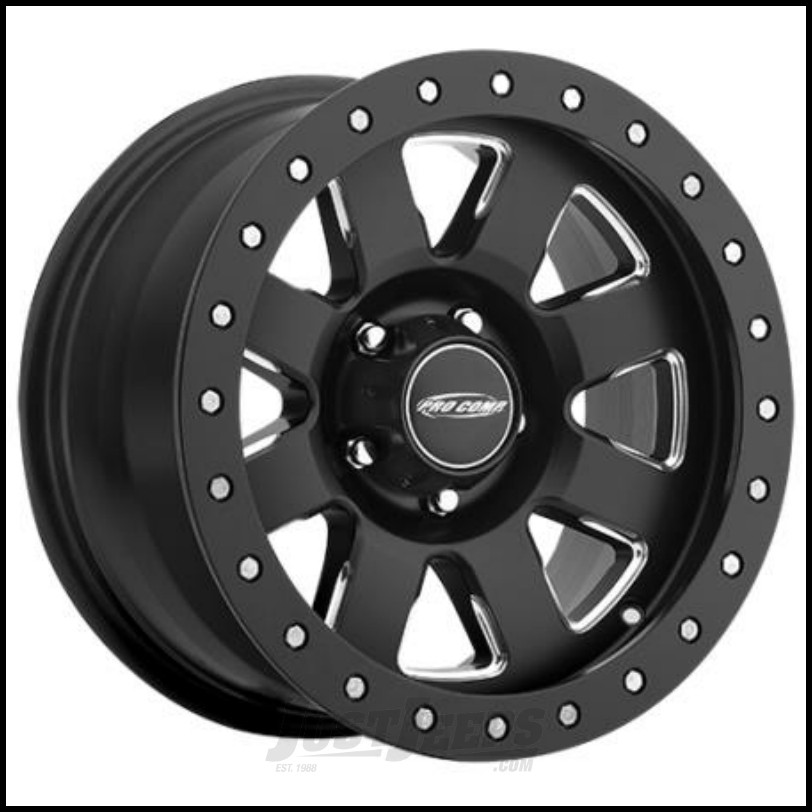 Pro P Series 84 Wheel 17 X 9 With 5 On 500 Bolt Pattern In Satin Black: Jeep Kc Lights Wiring At Hrqsolutions.co
