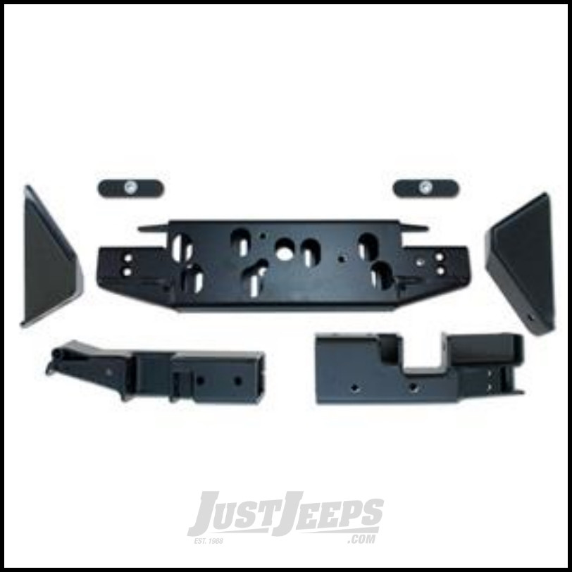 Just Jeeps Buy Rubicon Express Front Crossmember Kit For