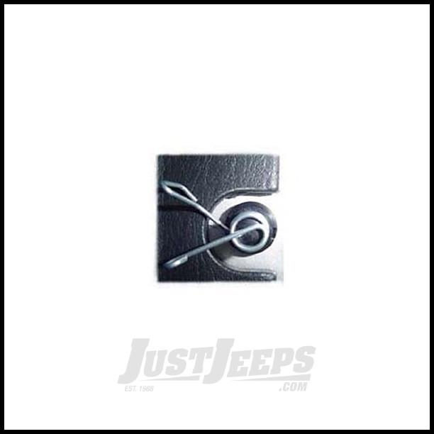 Rugged Ridge Door Light Spring Clip For 1997-06 Jeep Wrangler TJ & Unlimited 11819.01