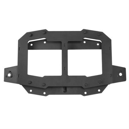 SmittyBilt Spare Tire Relocation Bracket For 2018+ Jeep Wrangler JL 2 Door & Unlimited 4 Door Models