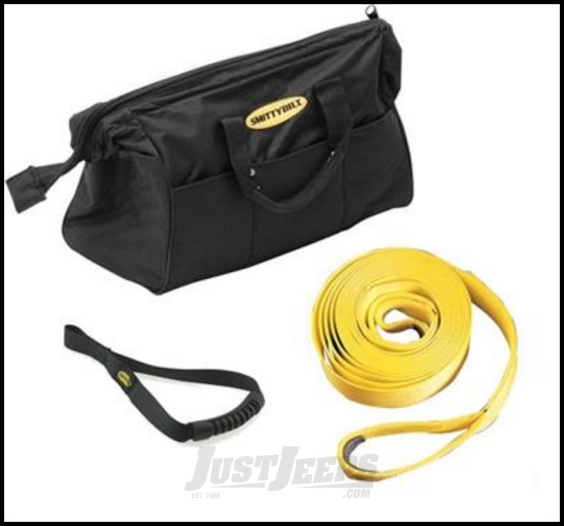 Just Jeeps Buy Smittybilt Winch Accessory Value Pack For