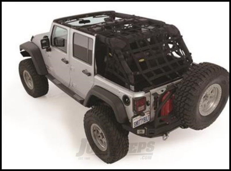 Just Jeeps Smittybilt C Res 2 Hd Cargo Restraint System In