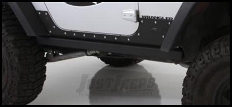 Smittybilt 76886 XRC Body Cladding for Jeep JK 2-Door