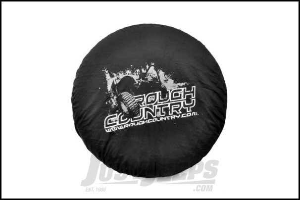 """Rough Country Logo Spare Tire Cover For 31"""" Spare Tire TC31"""