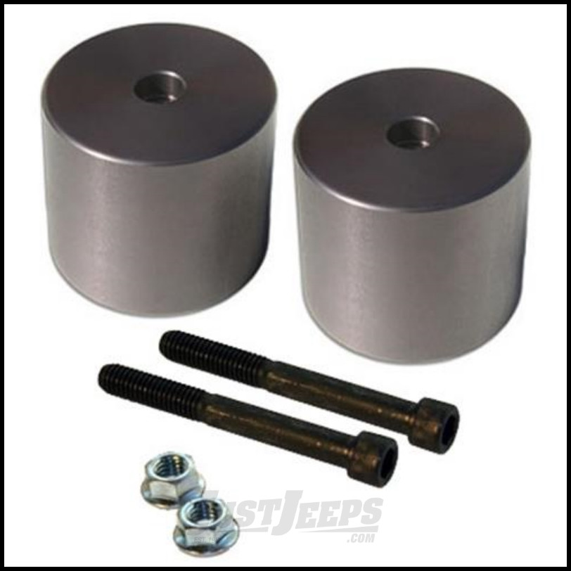 Just Jeeps Buy Synergy Mfg 2 Quot Front Bump Stop Spacer Kit