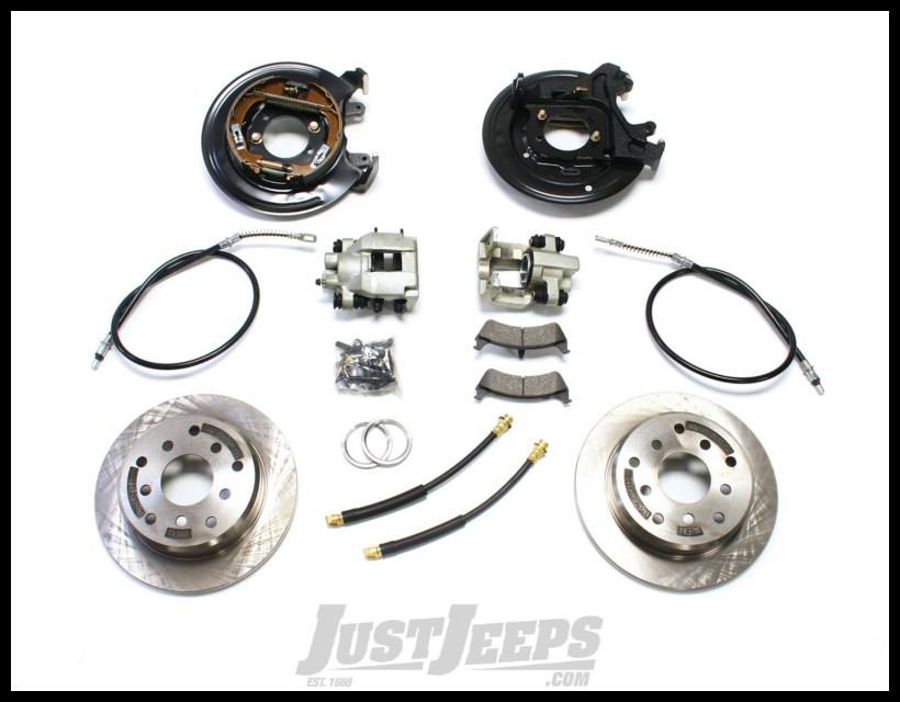 Teraflex 4304171 Brake Cable