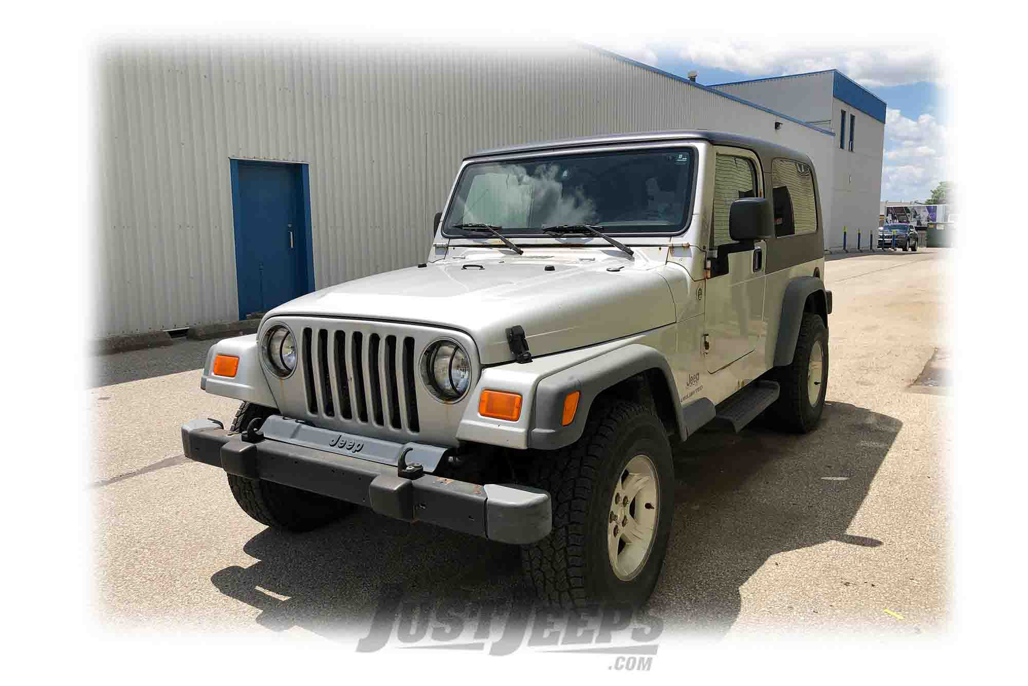 Used Jeep Wrangler Parts >> 2005 Jeep Wrangler Unlimited