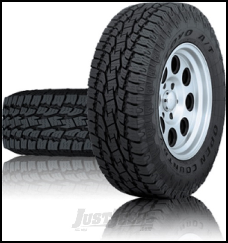 Just Jeeps Buy Toyo Open Country A T Ii Tire 215 X 70 X 16