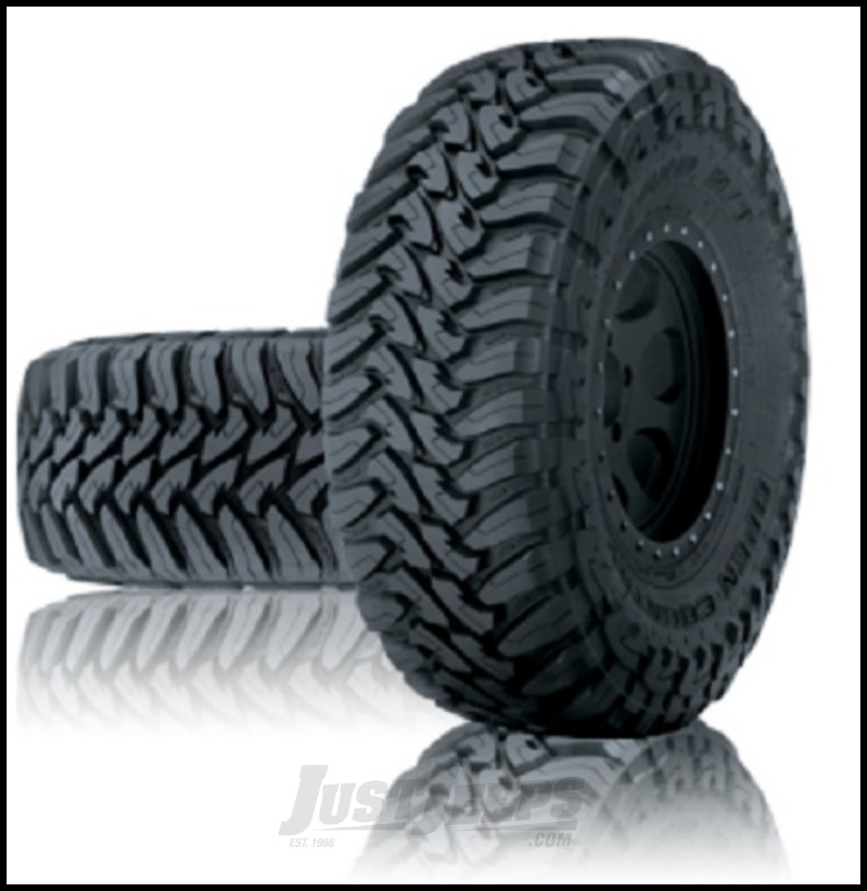Just Jeeps Toyo Open Country M T Tire 37x13 50r20 Jeep