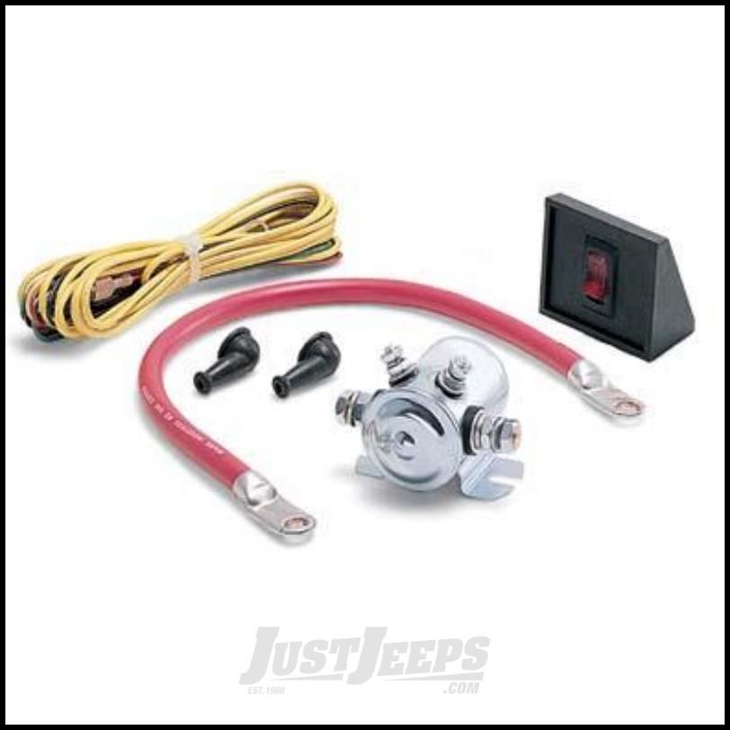 WARN Power Interrupt Kit