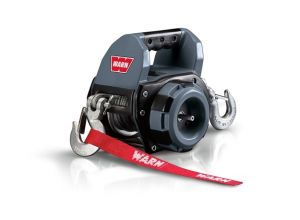 WARN Drill Winch with Steel Cable 1750lbs - 101570