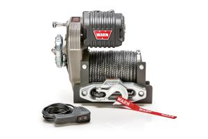 WARN M8274-50 10,000lb Self-Recovery Winch with Spydura Synthetic Rope 106175