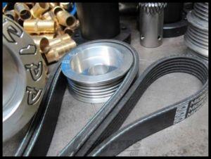 Ripp Supercharger 3.6ltr Pulley & Belt Kit For Altitude Pulley For 2012-14 Jeep Wrangler JK 2 Door & Unlimited 4 Door Models 0114ALT-36