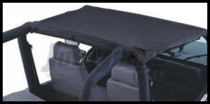 Rampage California Brief In Black Denim For 1992-95 Jeep Wrangler YJ 92815