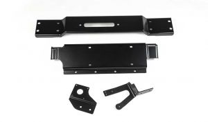 AEV Winch Mount Upgrade Kit For 2013-18 Jeep Wrangler JK 2 Door & Unlimited 4 Door 10th Anniversary / Hard Rock Edition 10305075AA