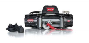 WARN VR EVO 8 Winch with Steel Rope 103250