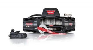 WARN VR EVO 10-S Winch with Synthetic Rope 103253