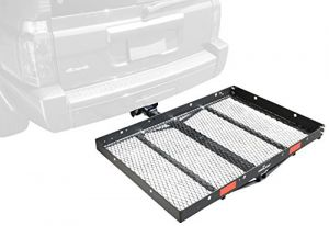 "Pro Series Sola Cargo Carrier With Optional Ramp - Fits all 2"" Receiver Hitches 1040100"