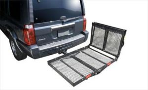 "Pro Series Sola Cargo Carrier RAMP For Cargo Carrier - Fits all 2"" Receiver Hitches 1040200"