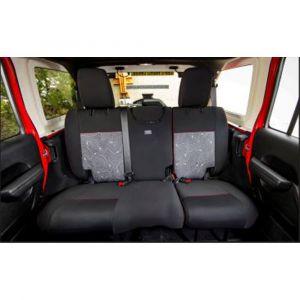 ARB Seat Cover Skin (Rear) For 2018+ Jeep Wrangler JL Unlimited 4 Door Models 105506NP
